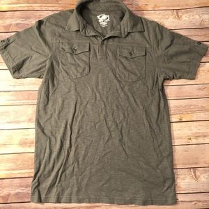 First Wave Size 14/16 Polo Shirt